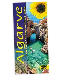 Walking in the Algarve guidebook cover