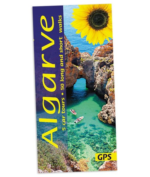 Algarve Guidebook Walking & Car Tours