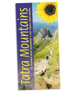 Walking in the Tatra Mountains of Poland and Slovakia guidebook cover