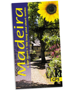 Walking in Madeira guidebook cover