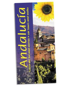 Walking in Andalucía guidebook cover