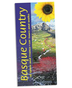 Walking the Basque Country guidebook cover