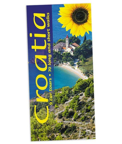 Guidebook to Croatia Walks and Car Tours