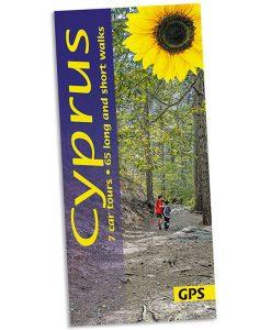 Walking in southern Cyprus guidebook cover
