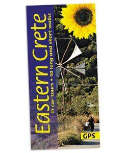 Walking in Eastern Crete guidebook cover