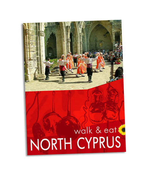 Walking and Eating in North Cyprus Guidebook