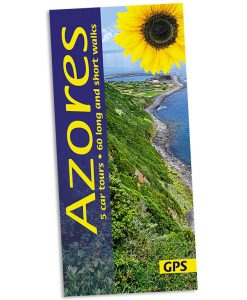 Walking in the Azores guidebook cover