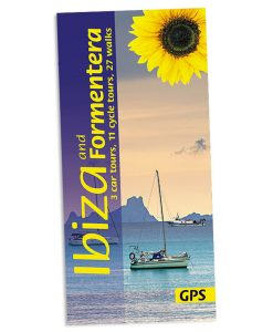 Walking in Ibiza and Formentera guidebook cover