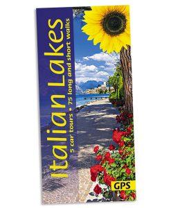 Walking the Italian Lakes guidebook cover