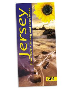 Walking in Jersey guidebook cover
