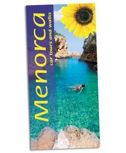 Walking in Menorca guidebook cover
