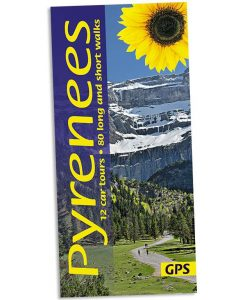 Walking in the Pyrenees guidebook cover