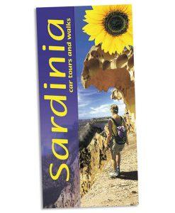 Walking in Sardinia guidebook cover