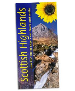 Walking in the Scottish Highlands guidebook cover