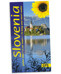 Slovenia guidebook cover