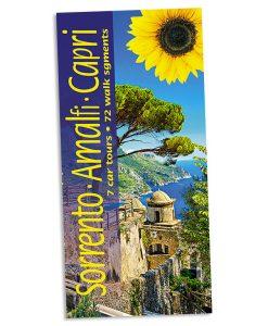 Walking in Sorrento, Amalfi & Capri guidebook cover