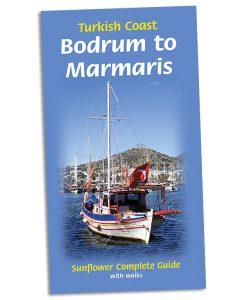 Turkish Coast: Bodrum to Marmaris guidebook cover