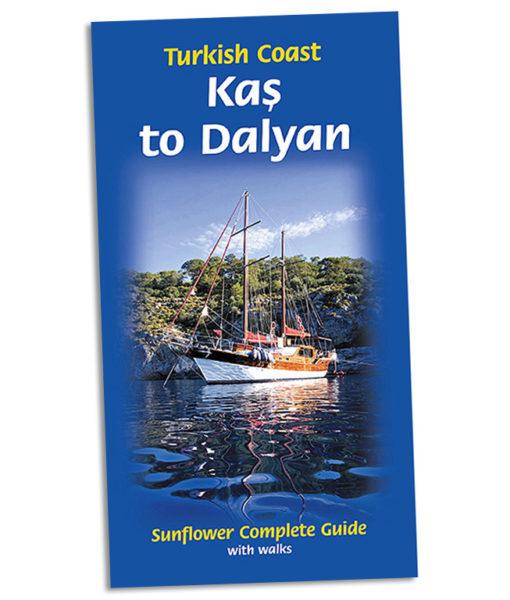 Turkish Coast: Kaș to Dalyan guidebook cover