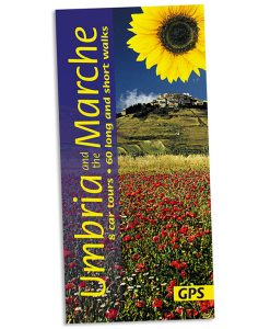 Walking in Umbria and the Marche guidebook cover