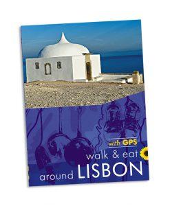 Walk & Eat around Lisbon guidebook cover