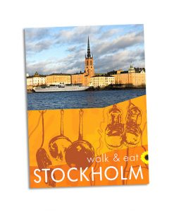 Walking and Eating in Stockholm Pocket Guidebook