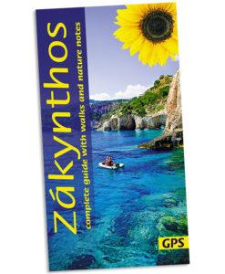 Zákynthos (Zante) guidebook cover