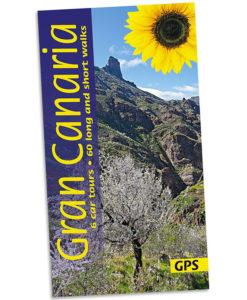 Walking in Gran Canaria guidebook cover