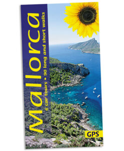 Walking in Mallorca guidebook cover