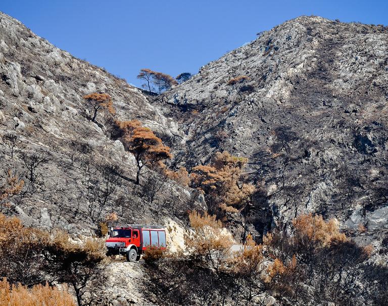 Zakynthos Fire