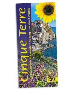 Walking in the Cinque Terre and the Riviera di Levante guidebook cover