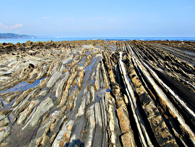 Flysch Basque Country