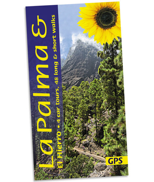 La Palma & El Hierro guidebook cover
