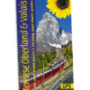 Waking guidebook to Bernese Oberland cover