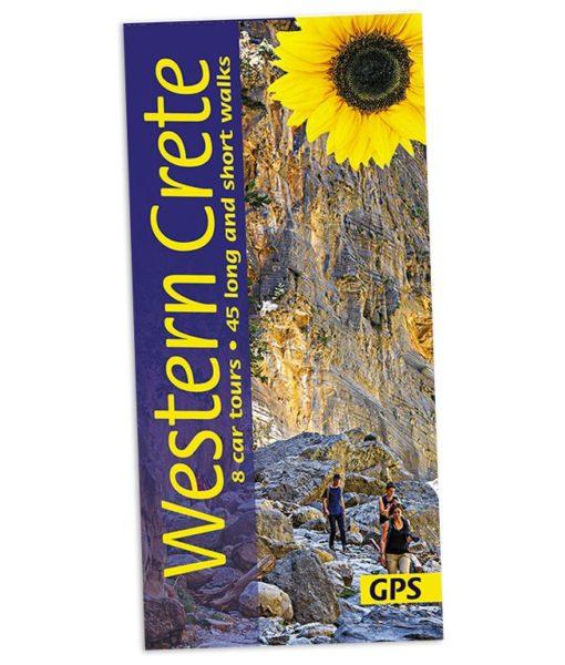 Guidebook to Western Crete Walking & Car Tours