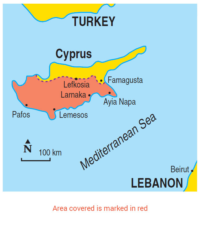Cyprus Travel Guide Pdf