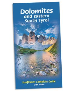 Dolomites Guidebook 2016