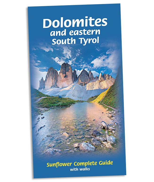 Dolomites Guidebook 2016