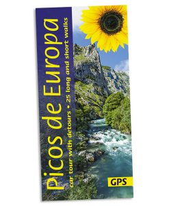 guidebook to Picos de Europa car tours & walks