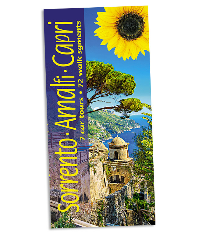 guidebook Sorrento walks & car tours