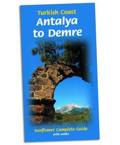 cover Turkey Antalya to Demre