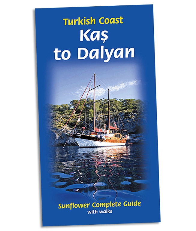 cover Turkey Kas to Dalyan