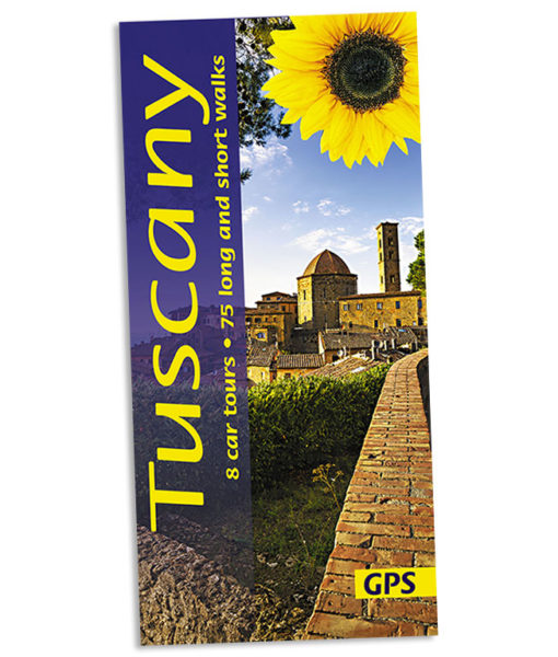 walking guide to Tuscany