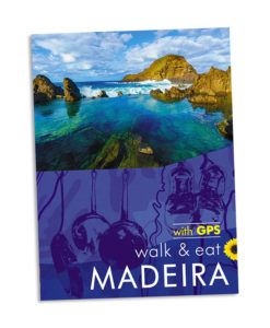 Maderia Walk & Eat guidebook cover