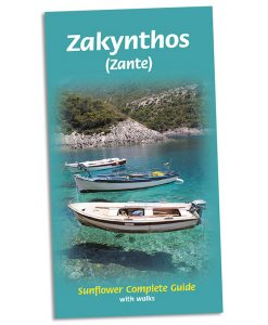 Zakynthos (Zante) With Walks - Car Tour Guidebook