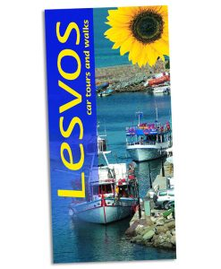 Walking in Lesvos Guidebook; Landscapes of LESVOS