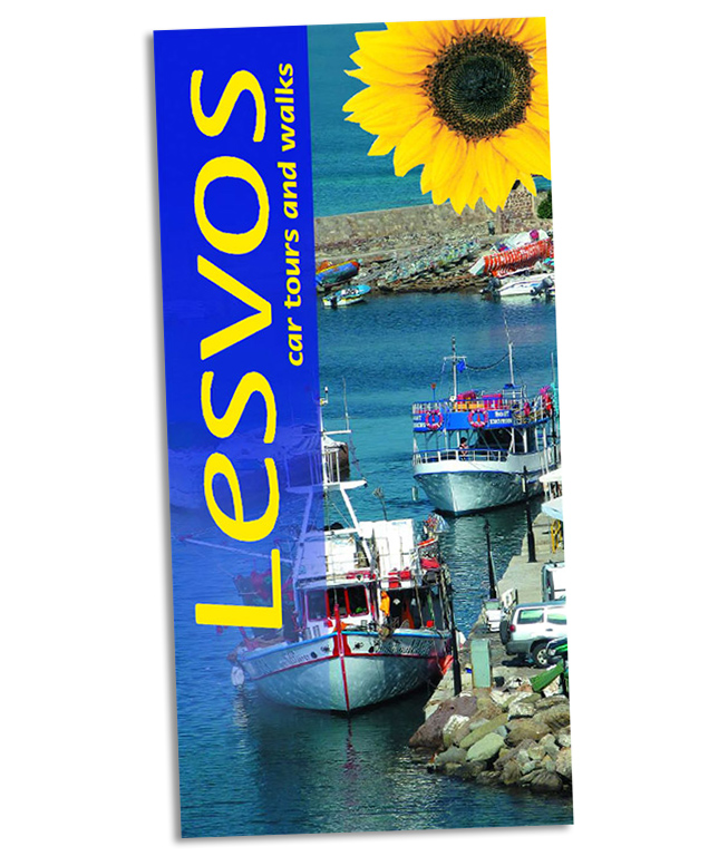 Walking in Lesvos Guidebook; Landscapes of LESVOS